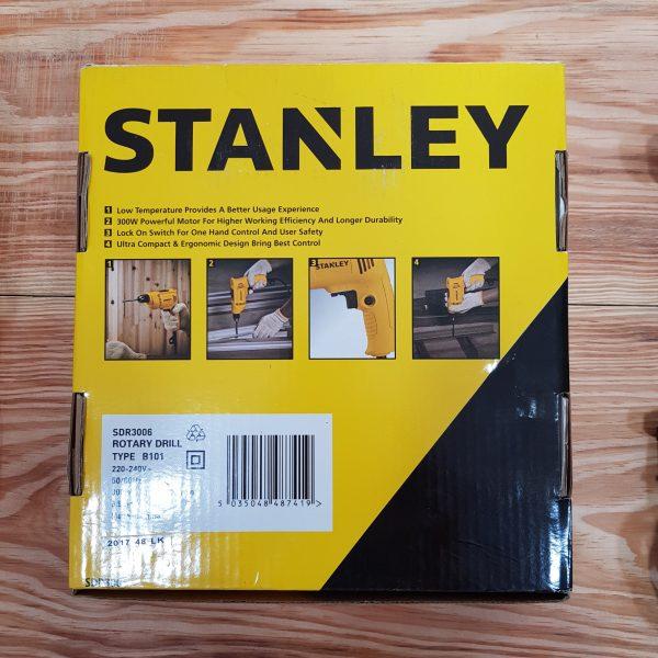 [A418] Máy Khoan Stanley 300W – SDR3006-B1