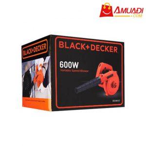 [A219] Máy Thổi Đa Tốc Độ BLACK&DECKER 600W - BDB600