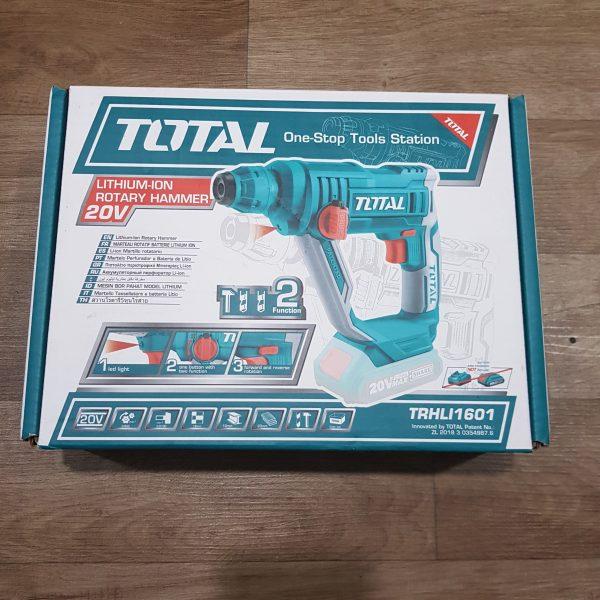 [A457] Máy Khoan Bê Tông Pin TOTAL - TRHLI1601