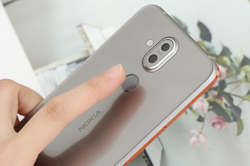 [A670] Điện Thoại Nokia 8.1