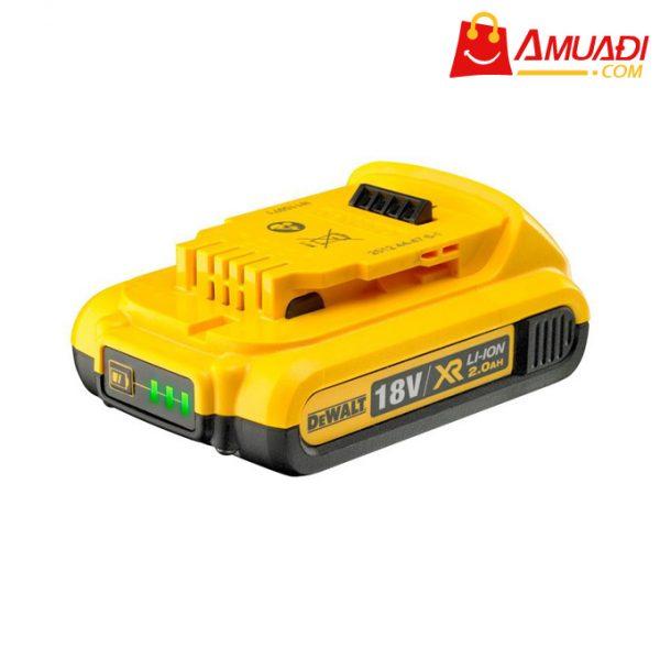 [A660] Pin DEWALT 18V, 2.0Ah - DCB183-B1