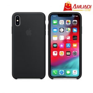 [A711] Apple Ốp lưng iPhone XS Max Silicon