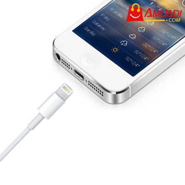 [A724] Apple Cáp kết nối Lightning to USB Cable