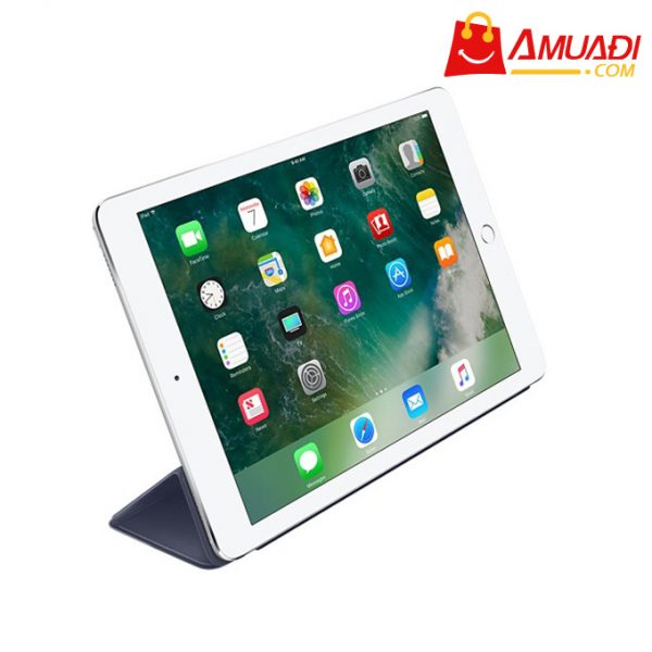 [A728] Apple Vỏ iPad 9.7 Smart Cover Midnight Blue