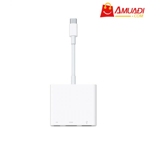 [A731] Apple Cáp USB-C HDMI Multiport