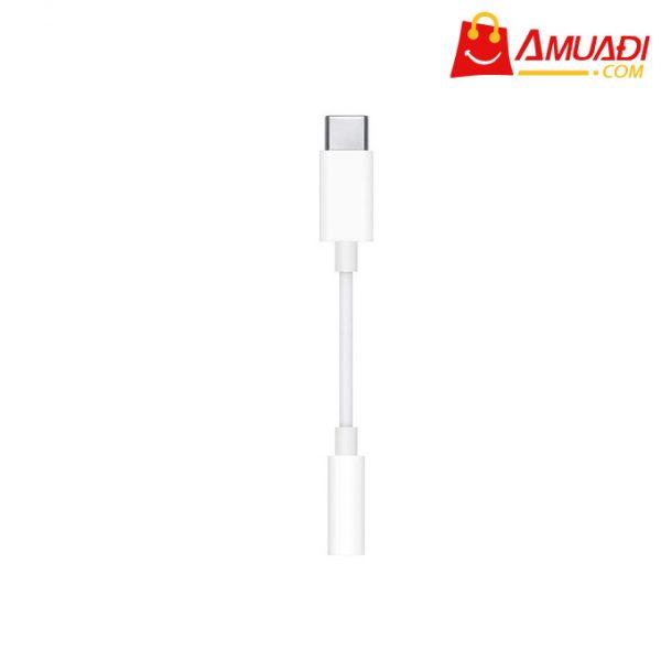 [A733] Apple Cáp chuyển đổi USB-C to 3.5mm