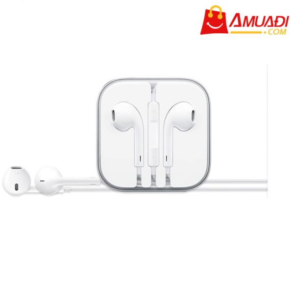 [A738] Apple Tai nghe Earpods with Remote and Mic