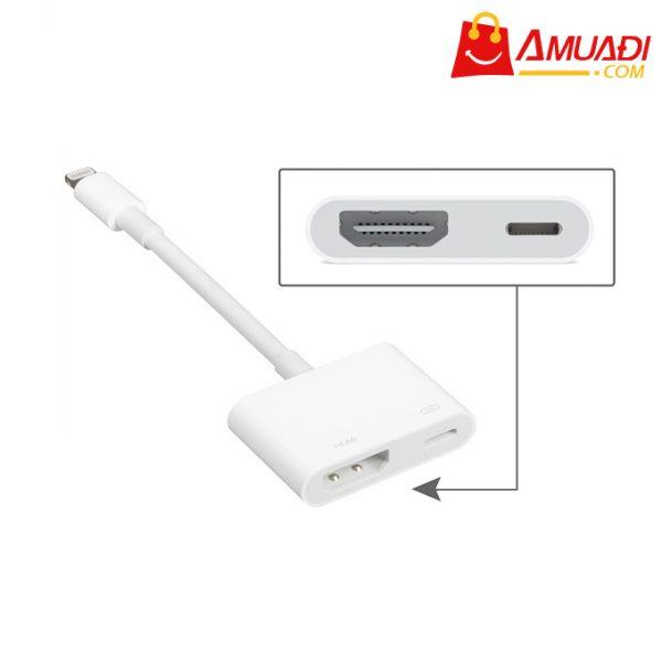 [A742] Apple Cáp chuyển đổi Lightning Digital AV Adapter