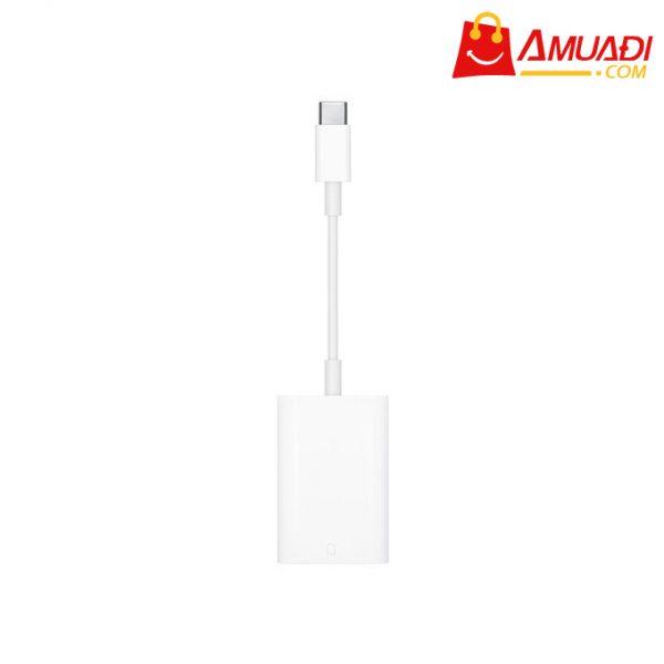 [A745] Apple Cáp USB-C to SD Card Reader