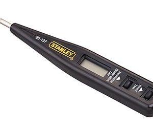 [A752] Bút thử điện điện tử Stanley 66-137-S