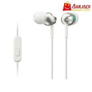 [A828] Tai nghe thời trang, tương thích với smartphone chính hãng SONY MDR-EX110AP