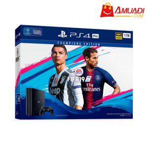 [A850] Máy chơi game PlayStation 4 Pro FIFA19 Bundle chính hãng SONY CUH-7106B B01 FiFa19