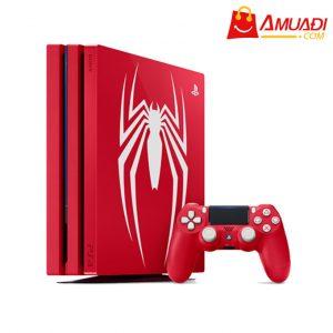 [A851] Máy chơi game PlayStation 4 Pro Phiên bản Spider-Man chính hãng SONY PCAS-05075HA