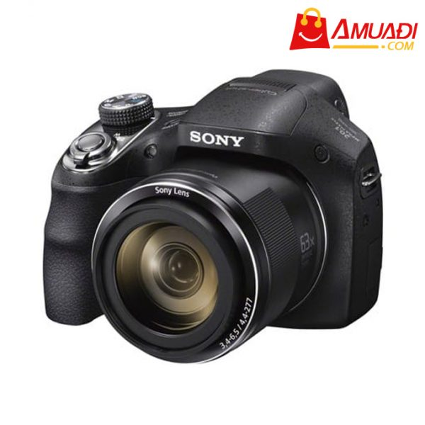 [A864] Máy chụp ảnh Cyber-shot 20.1MP, Zoom quang học 63x chính hãng SONY DSC-H400