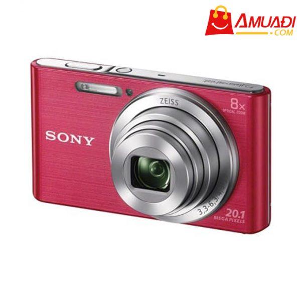 [A867] Máy chụp ảnh Cyber-shot 20.1MP chính hãng SONY DSC-W830