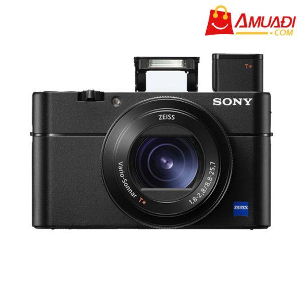 [A871] Máy chụp ảnh KTS Cyber-shot chính hãng SONY RX100M5A