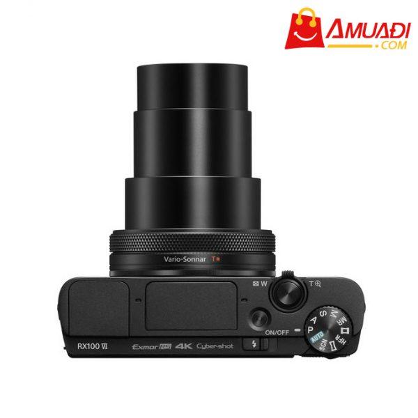 [A872] Máy chụp ảnh KTS Cyber-shot chính hãng SONY RX100M6