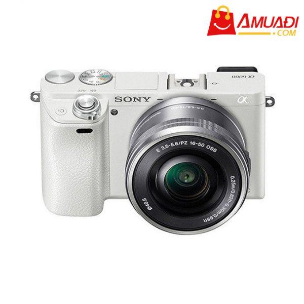 [A888] Máy chụp ảnh ILCE-6000L, 24.3MP (kèm lens SELP1650)