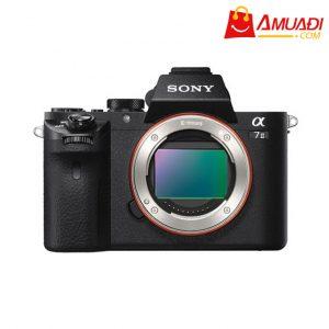 [A897] Máy ảnh Sony Alpha Full Frame ILCE-7II