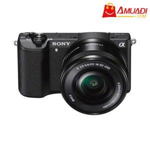 [A898] Máy chụp ảnh ILCE-5100L, 24.3MP (kèm ống kính SELP1650)