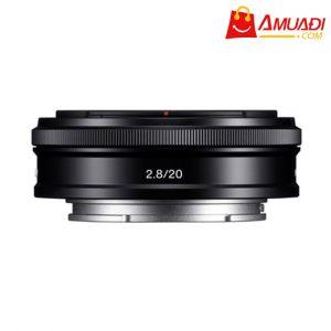 [A901] Ống kính góc rộng với tiêu cự cố định 20mm F2.8 SEL20F28