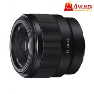 [A930] Ống kính Sony E-mount FE 50mm F1.8 SEL50F18F
