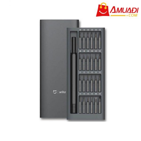 [A1002] Bộ tua-vit Wiha có 24 đầu vít tích hợp từ tính Xiaomi DZN4000CN