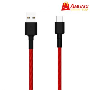 [A990] Cáp XiaoMi Usb Type-C (Đỏ) SJV4110GL