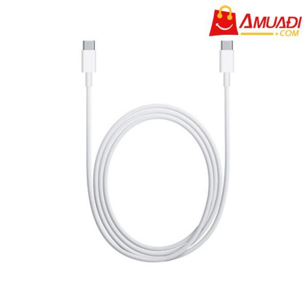 [A992] Cáp Xiaomi USB Type-C To Type-C SJV4108GL
