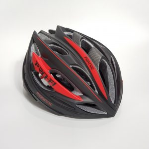 [A1186] Nón Bảo Hiểm Fornix Pro-F1: Đen Đỏ
