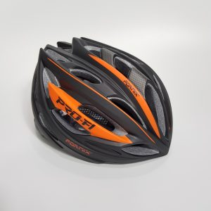 [A1188] Nón Bảo Hiểm Fornix Pro-F1: Đen Cam