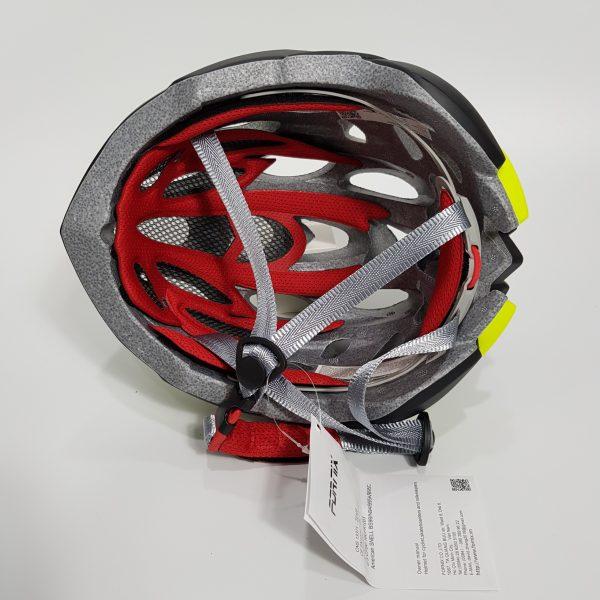 [A1185] Nón Bảo Hiểm Fornix Pro-F1: Đen Xanh Lá