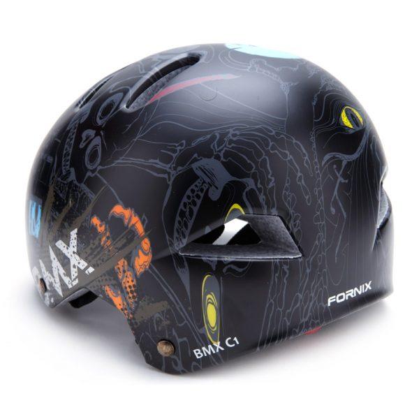 [A1109] Nón Bảo Hiểm Fornix BMX C1 : Graffiti