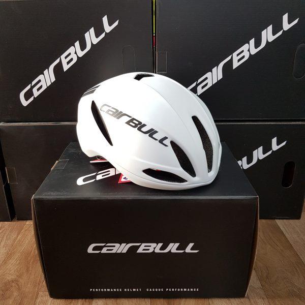 [A1202] Nón Bảo Hiểm Cairbull Speed 2019: Trắng nhám